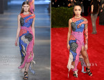 FKA Twigs In Christopher Kane - 2015 Met Gala