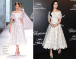 Fan Bingbing In Ralph & Russo Couture - Chopard Party