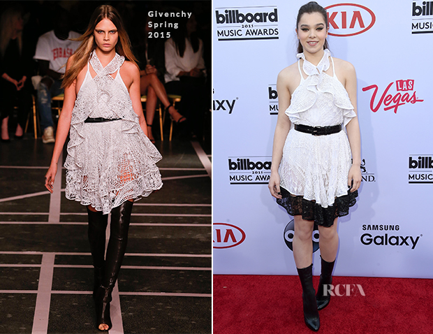 Hailee Steinfeld In Givenchy - 2015 Billboard Music Awards