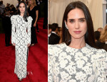 Jennifer Connelly In Louis Vuitton - 2015 Met Gala