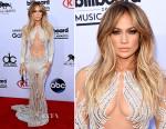 Jennifer Lopez In Charbel Zoe - 2015 Billboard Music Awards