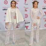 Jennifer Lopez In Zuhair Murad & Atelier Versace -  2015 Billboard Latin Music Awards
