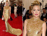 Kate Hudson In Michael Kors - 2015 Met Gala