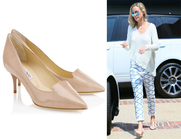Kate Hudson's Jimmy Choo 'Allure' Pumps