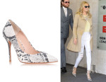 Kate Upton's Kurt Geiger London 'Ellen' Pumps