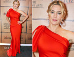 Kate Winslet In Alexander McQueen - Cardboard Citizens Fundraising Event