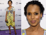 Kerry Washington In Prabal Gurung - The Paley Center For Media Presents An Evening With The Cast Of 'Scandal'