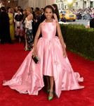 Kerry Washington In Prada - 2015 Met Gala