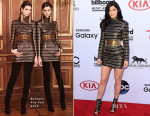 Kylie Jenner In Balmain - 2015 Billboard Music Awards