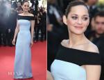 Marion Cotillard In Christian Dior Couture - 'Little Prince' ('Le Petit Prince') Cannes Film Festival Premiere