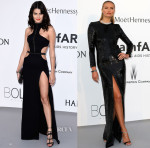 Models @ 2015 amfAR Cinema Against AIDS Gala 10
