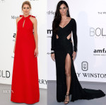 Models @ 2015 amfAR Cinema Against AIDS Gala 2