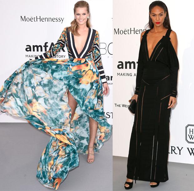 Models @ 2015 amfAR Cinema Against AIDS Gala 6