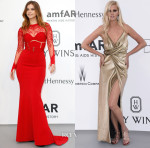 Models @ 2015 amfAR Cinema Against AIDS Gala 7