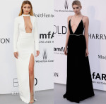 Models @ 2015 amfAR Cinema Against AIDS Gala 8