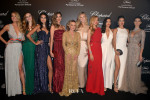 Models @ The Chopard Party