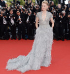 Naomi Watts In Elie Saab Couture -  'La Tete Haute' Cannes Film Festival Premiere & Opening Ceremony
