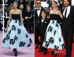 Natalie Portman In Christian Dior Couture - 'A Tale Of Love And Darkness' Cannes Film Festival Premiere