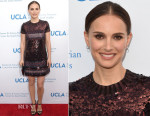 Natalie Portman In Christian Dior - UCLA Younes & Soraya Nazarian Center For Israel Studies 5th Annual Gala