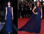 Nikki Reed In Azzaro Couture - 'Youth' Cannes Film Festival Premiere