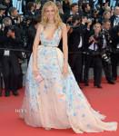Petra Nemcova In Zuhair Murad Couture - 'Sicario'  Cannes Film Festival Premiere