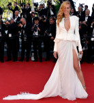 Petra Nemcova In Zuhair Murad Couture - 'Youth' Cannes Film Festival Premiere