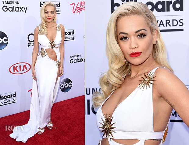 Rita Ora In Fausto Puglisi - 2015 Billboard Music Awards
