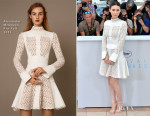 Rooney Mara In Alexander McQueen - 'Carol' Cannes Film Festival Photocall