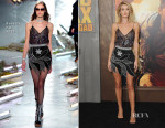 Rosie Huntington-Whiteley In Rodarte - 'Mad Max: Fury Road' LA Premiere