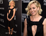 Sienna Miller In Prada - Hollywood Reporter & Swarovski Party