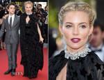 Sienna Miller In Sonia Rykiel - 'Carol' Cannes Film Festival Premiere
