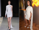 Solange Knowles In Marios Schwab - Veuve Clicquot Rich Launch