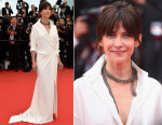 Sophie Marceau In Alexandre Vauthier Couture -  'Mad Max: Fury Road' Cannes Film Festival Premiere