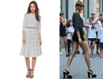 Taylor Swift's Elizabeth and James 'Jayren' Boat-Neck Crop Top