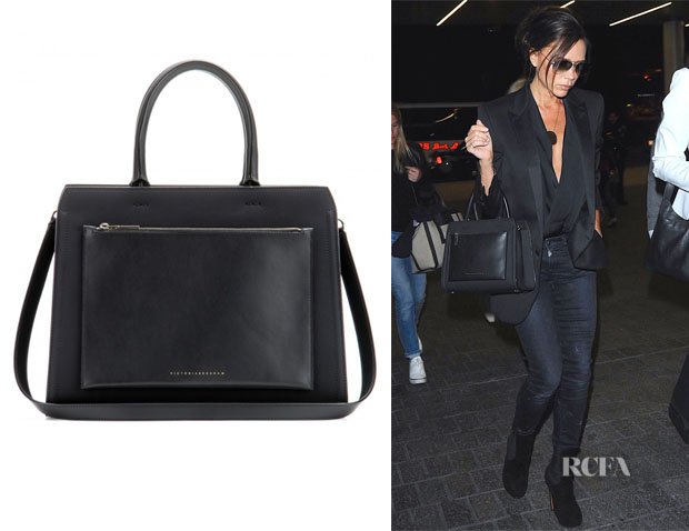 Victoria Beckham's Victoria Beckham 'City Victoria' Leather Tote