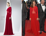 Virginie Ledoyen In Georges Hobeika - 'Inside Out' Cannes Film Festival Premiere