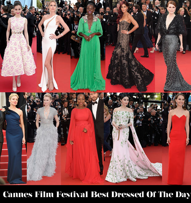 Who Was Your Best Dressed On Day 1 of Cannes Film Festival 20152