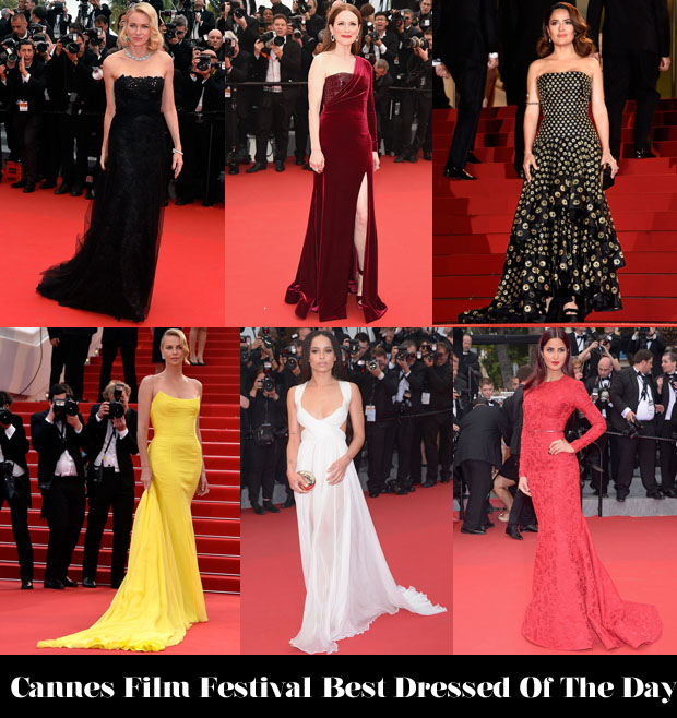 Who Was Your Best Dressed On Day 2 of Cannes Film Festival 2015