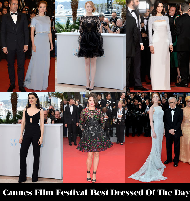 Who Was Your Best Dressed On Day 3 of Cannes Film Festival 2015