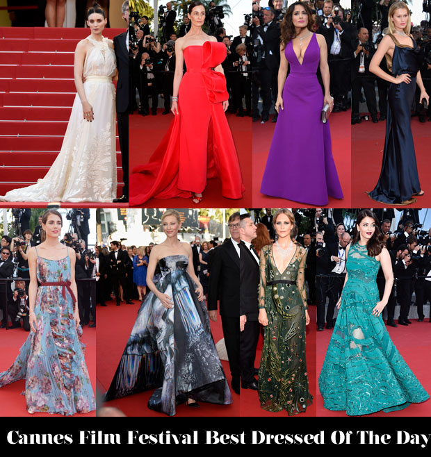 Who Was Your Best Dressed On Day 5 of Cannes Film Festival 2015