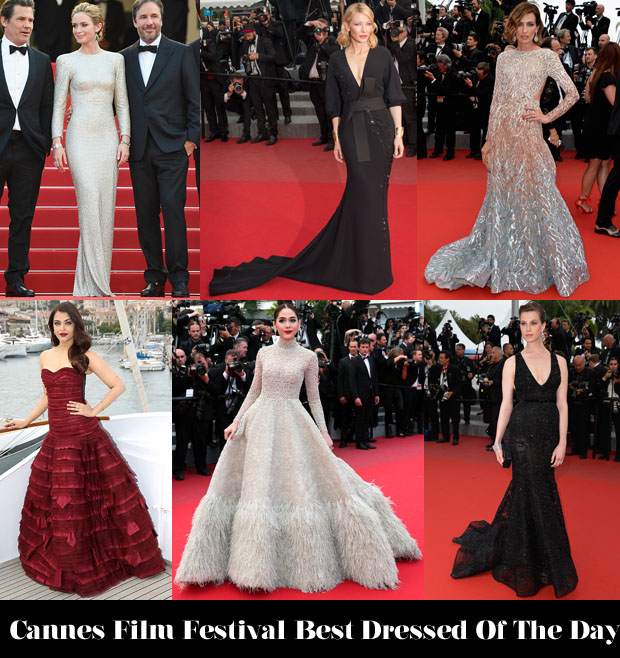 Who Was Your Best Dressed On Day 7 of Cannes Film Festival 2015