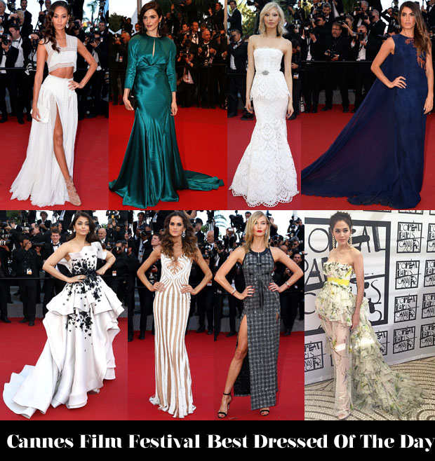 Who Was Your Best Dressed On Day 8 of Cannes Film Festival 2015