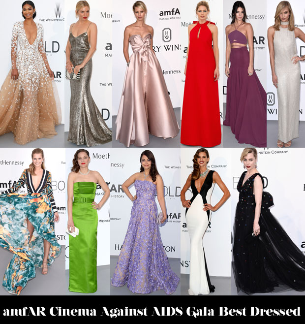 Who Was Your Best Dressed At The 2015 amfAR Cinema Against AIDS Gala?