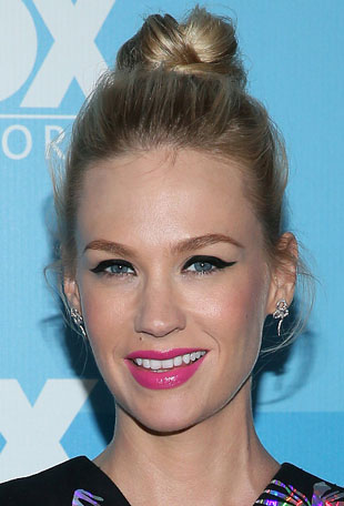 january jones makeup