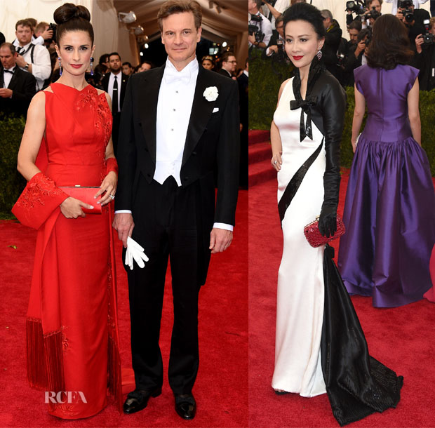Final Sweep Of The 2015 Met Gala Red Carpet