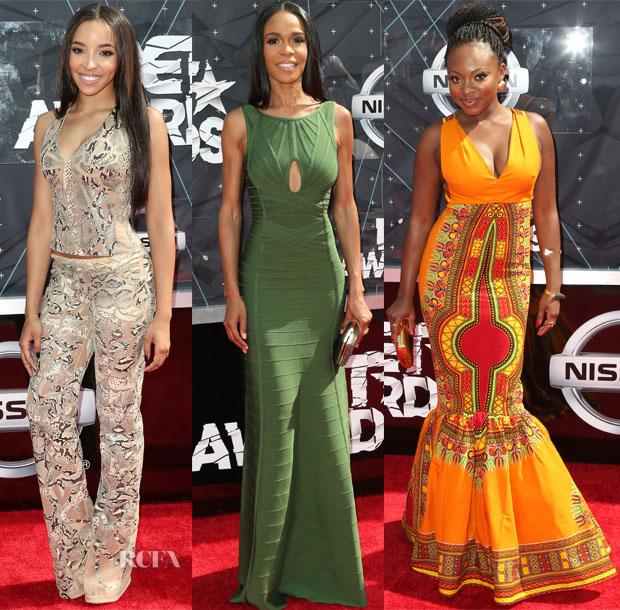 2015 BET Awards Red Carpet Roundup 2