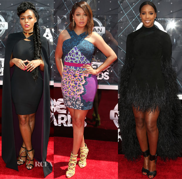 2015 BET Awards Red Carpet Roundup