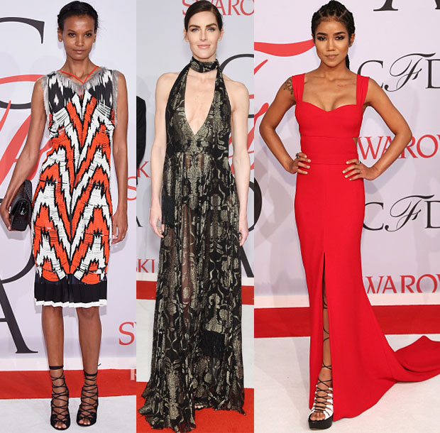2015 CFDA Fashion Awards Red Carpet Roundup 7