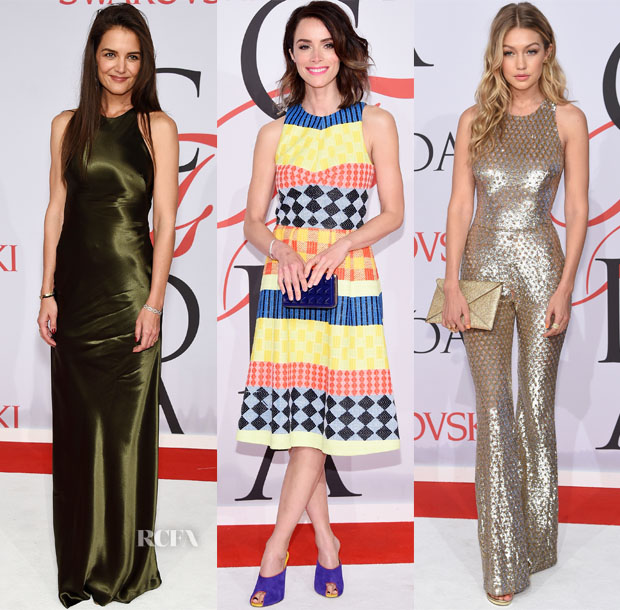 2015 CFDA Fashion Awards Red Carpet Roundup
