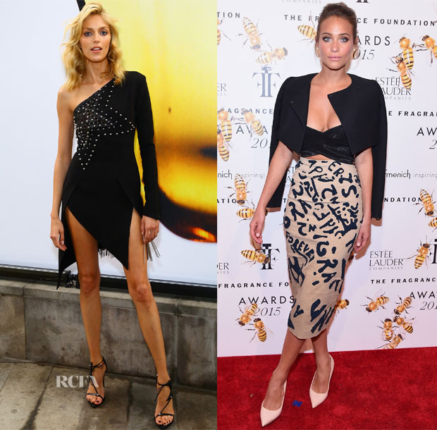 2015 Fragrance Foundation Awards Red Carpet Roundup 2